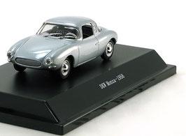 DKW Monza 3=6 1956-1958 silbergrau met.