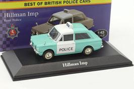 """Hillman Imp 1963-1967 """"Kent Police"""" RHD hellgrün / weiss"""