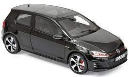 VW Golf VII GTI 2013-2018 schwarz