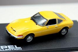 Opel GT 1968-1973 gelb