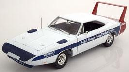 Dodge Charger Daytona 1969 weiss / blau / rot