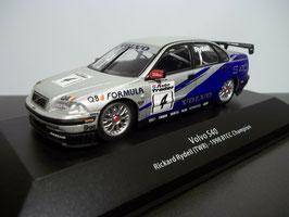 Volvo S40 #4 TWR BTCC Champion 1998 Richard Rydell