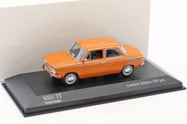 NSU TT 1965-1972 orange