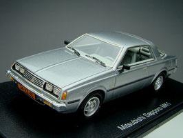 Mitsubishi Sapporo Phase I 1975-1980 silber met.