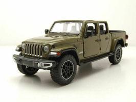 Jeep Gladiator Overland seit 2020 oliv / schwarz