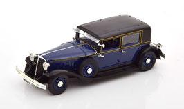 Renault Reinastella 1928-1932 dunkelblau / schwarz
