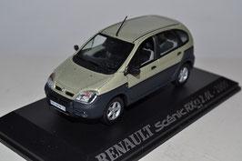 Renault Scenic RX4 2.0L 2000-2003 hellgrün met. / dunkelgrau