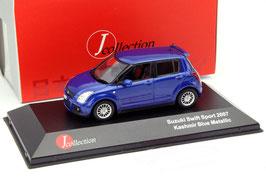 Suzuki Swift Sport 2005-2010 Kashmirblue met.