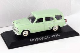 Moskwisch 423N Kombi 1958-1963 hellgrün