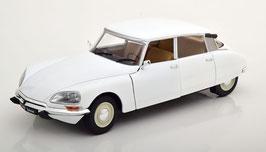 Citroën D Spécial 1969-1975 weiss
