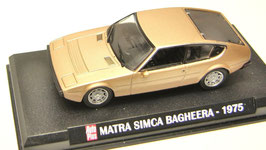 Matra Simca Bagheera Phase I 1973-1976 gold met.