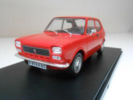 Seat / Fiat 127 Phase I 1972-1977 rot