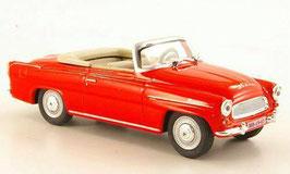 Skoda Felicia Roadster 1959-1964 rot