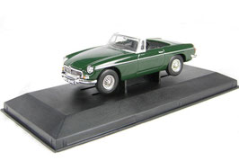 MG B Roadster Mark I 1962-1967 British Racing Green