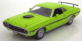 Dodge Challenger R/T 1970 hellgrün / schwarz