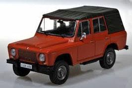ARO M 241 4-Türer Cabriolet Phase I 1972-1997 orange / grün
