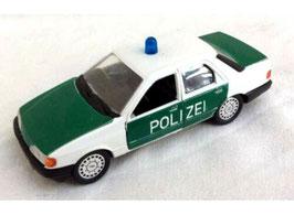 """Ford Sierra Limousine Phase II 1990-1993 """"Polizei Deutschland weiss / grün"""""""