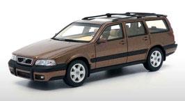 Volvo V70 XC I 1998-2000 braun met.