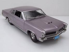 Pontiac GTO 1965 grau-lila met.