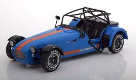 Caterham Seven 275R 2014 blau / orange / schwarz