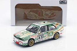 """BMW M3 E30 #43 DTM 1991 Allen Berg """"tic tac"""""""