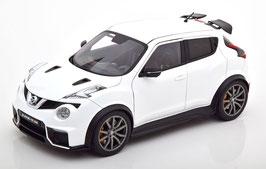 Nissan Juke R 2.0 2016 weiss / schwarz