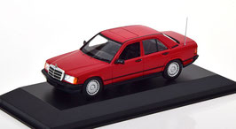 Mercedes-Benz 190 E W201 Phase I 1982-1988 rot