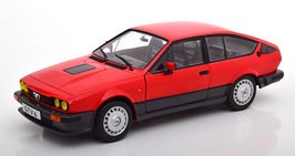 Alfa Romeo GTV 6 1980-1986 rot / schwarz
