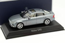 Volvo S90 Limousine seit 2016 Osmium grau met.