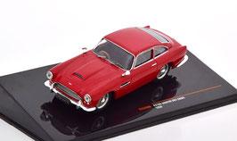 Aston Martin DB4 Coupé 1958-1963 RHD dunkelrot