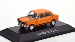 Fiat Iava 128 TV Berlina 1971 orange / schwarz
