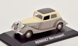 Renault Nervasport 1932-1935 hellbraun / beige