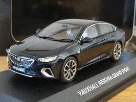 Vauxhall / Opel Insignia B Grand Sport Phase I 2017-2020 RHD dunkelblau met.