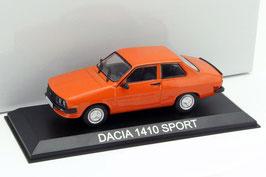 Dacia 1410 Sport Coupé Phase II 1983-1989 orange