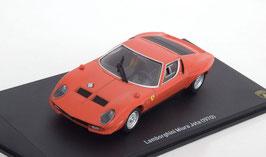 Lamborghini Miura Jota 1970 hellrot