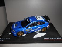 Subaru Impreza WRC #5 Tour de Corse 2008 Petter Solberg / Phil Mills