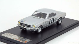 Ford Mustang #84 Rallye Tour de France 1964 silber