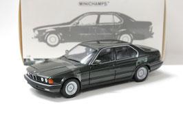 BMW 730i E32 1986-1994 dunkelgrün met.