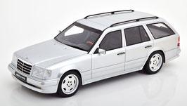 Mercedes-Benz E36 AMG S124 1991-1993 silber met.