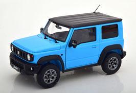 Suzuki Jimny Sierra seit 2018 hellblau / schwarz
