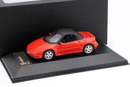 Lotus Elan M100 S2 Roadster 1994-1995 rot Verdeck geschlossen