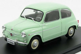 Fiat 600 D 1960-1964 türkis