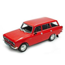 Moskwitsch 2137 Kombi 1976-1987 rot