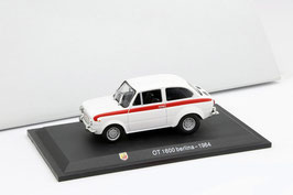 Abarth OT 1600 Berlina 1964 weiss / rot