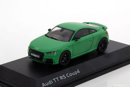 Audi TT RS Coupé 2016-2018 grün
