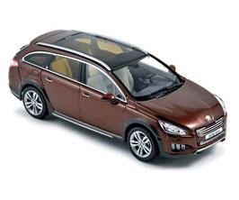 Peugeot 508 RXH Hybrid Phase I 2012-2014 Calern braun met.