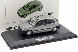Renault Clio I Phase I 3-Türer 1990-1994 grau met.