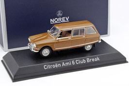 Citroën Ami 6 Break Club Phase I 1964-1969 gold met.