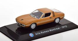 Alfa Romeo Montreal 1970-1977 braun met.