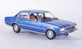 Opel Rekord D Limousine 1971-1977 Saphirblau met.